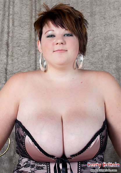 Busty gallery hanging movie tit
